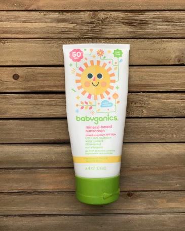 babyganics, sunscreen, babyganics mineral based sunscreen, spf 50, spf, baby, baby products