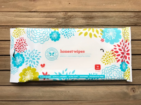 honest brand, honest, honest company, baby wipes, wipes, baby, baby products, on the go, convenient