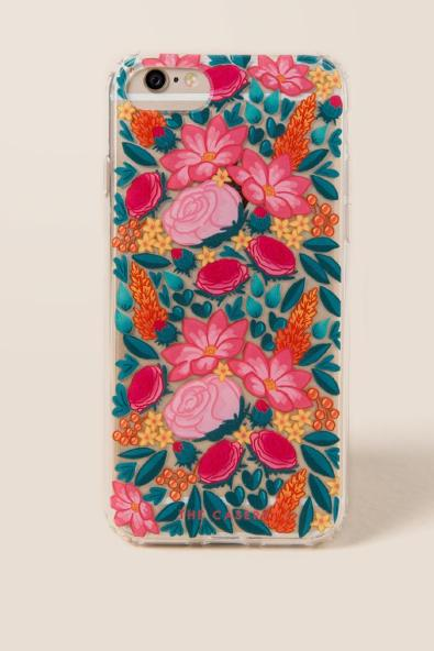 iphone case, iphone 7, stocking stuffer, francescas, unique