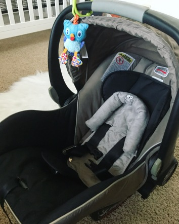 car seat, hospital bag, bringing baby home