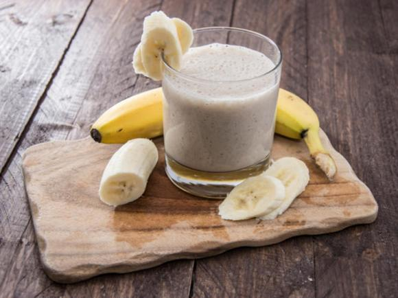 peanut butter, banana, smoothie, weight loss, prevention