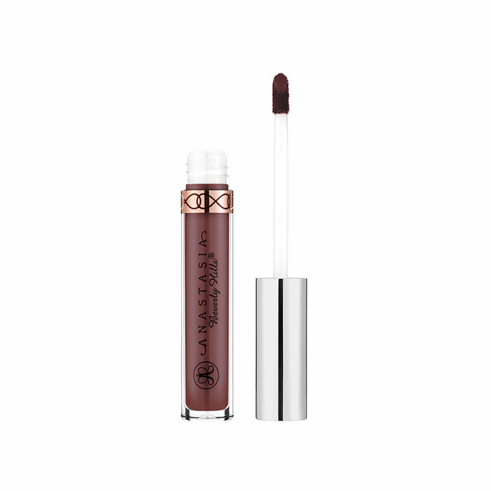 anastasia beverly hills, lipstick, liquid lipstick, dark lips