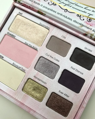 too faced, eye shadow palette, makeup