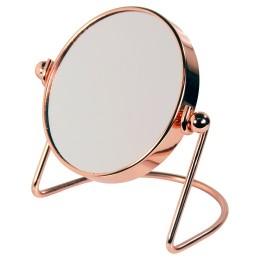 target, beauty, makeup mirror, rose gold