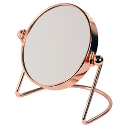 target, beauty, makeup mirror, rose gold