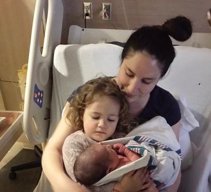 family, new baby