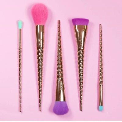 tarte cosmetics, makeup brushes, brush set, unicorns, magic