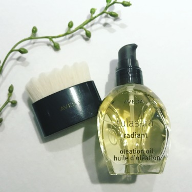 aveda skin care, tulasara, facial brush, exfoliant, radiant skin