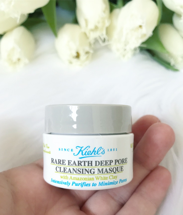 kiehl's, kiehl's rare earth deep pore cleansing masque, clay mask