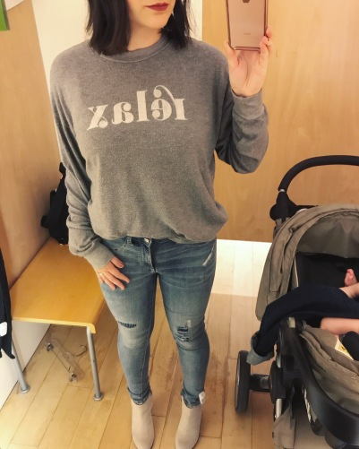 gap jeans, nordstrom, relax, ankle boots, fall